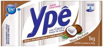 SABAO EM PEDRA COCO TOQUE AVEIA (YPE) C/5UN