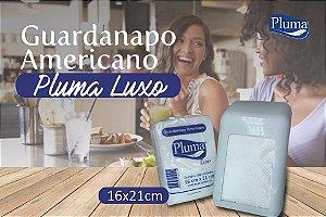 GUARDANAPO TV AMERICANO 16,5X20,5 (CX C/2000un) - PLUMA