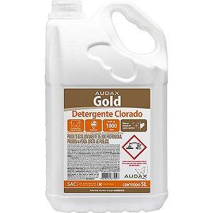 DETERGENTE GOLD CLORADO (AUDAXCO) 5LT
