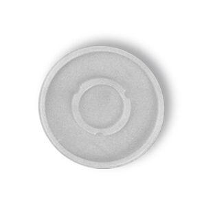 TAMPA PLAST S/ FURO (COPO TERM. 237ml D690802TNL) (8oz) C/100 UN (DARNEL)