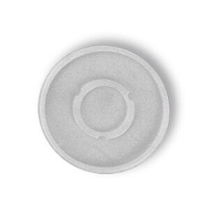 TAMPA PLAST S/ FURO (COPO TERM. 296ml D691002TNL) (10oz) C/100 UN (DARNEL)