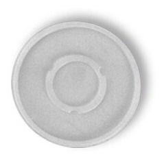 TAMPA PLAST S/ FURO (POTE ISOPOR BOWL 355ml ALTO) (POTE ISOPOR 237ml) C/100 UN (DARNEL D691402TNL)