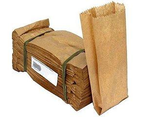 SACO PAPEL KRAFT NATURAL 7,5kg (C/500un)