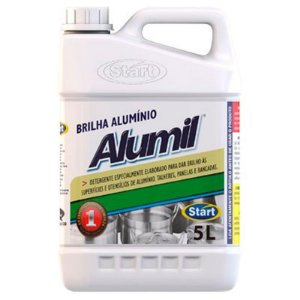 LIMPA ALUMINIO ALUMIL (START) 5lt