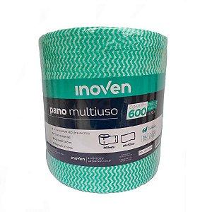 PANO MULTIUSO ROLO 240MTS X 20CM (INOVEN) VERDE