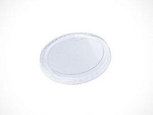 TAMPA PLAST TRANSP COPO/POTE PAPEL 180-240-80-100-150 C/ 50UN (TPD 71 PET)