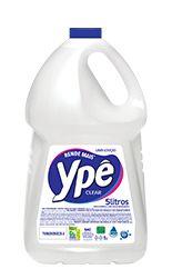 DETERGENTE CLEAR (YPE) 5lts CX C/ 4