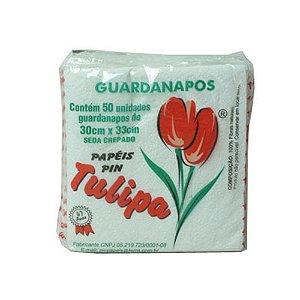 GUARDANAPO (TULIPA) 30X33 G FD C/18pct X 50fls