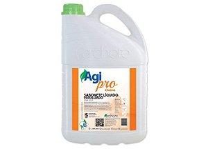 SABONETE LIQ. AGIPRO CLEENE PEROL TALCO (ARCHOTE) 5lts (CX C/4gl)