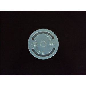 TAMPA COPO 300ml, 330ml S/ FURO (T-300 CRISTALCOPO) CX C/2000un