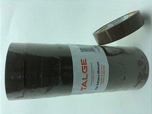 FITA ADESIVA MARROM 24mm X 45mts (TALGE)
