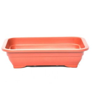 Vaso para Bonsai Cor Cerâmica 22cm