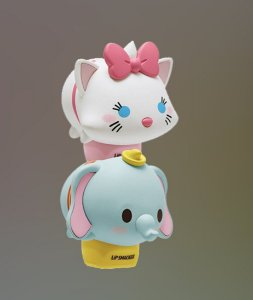 LIPSMACKER - Marie e Dumbo (Contém 2 unidades)