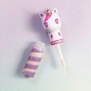 LIPSMACKER - Lippy Pals Gloss - Unicórnio - Sabor Cupcake