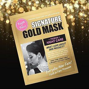 SISI - Máscara Facial - Faith In Face - Signature Gold Mask (25g)