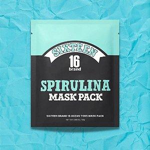 SISI - Máscara Facial - Espirulina (25g)