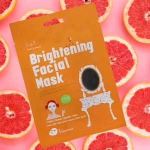 SISI - Máscara Facial - Cettua Clean & Simple - Brightening Facial Mask (20g)