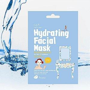 SISI - Máscara Facial - Cettua Clean & Simple - Hydrating (20g)