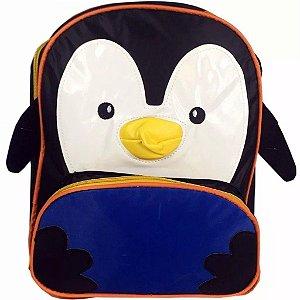Mochila  Infantil Pinguim  Wincy