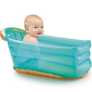 Banheira Inflavel Bath Buddy Menino