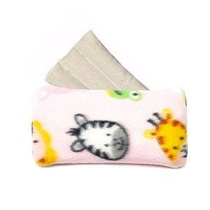 Bolsa Térmica com Sementes Safari Rosa