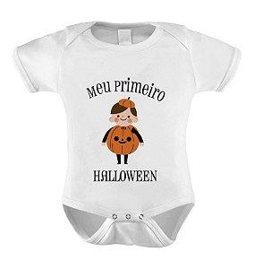 Body Meu Primeiro Halloween - Boneca