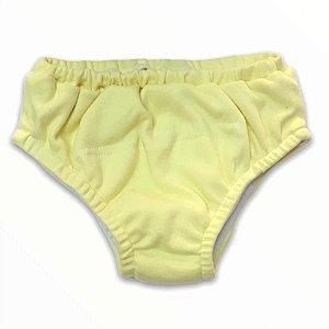 Cueca de Desfralde Amarela
