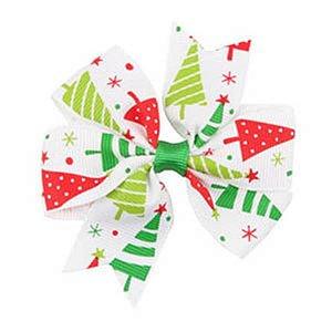 Laço Natal Branco - Arvores