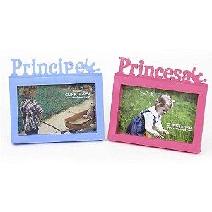 Porta-Retrato Príncipe/Princesa 15x20cm
