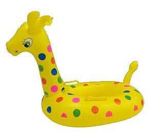 Boia Seat Baby Girafa Amarela