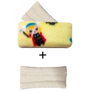 Bolsa Térmica de Sementes vingadores  + Refil