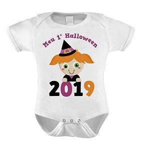 Body Meu Primeiro Halloween - 2019
