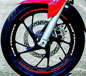 Kit de Frisos personalizado Honda CB Twister