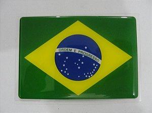 Bandeira Resinada de paises Alemanha, Brasil, Itália, Grâ Bretanha, França, Argentina, japão, EUA, Su