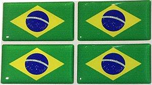 Bandeira Resinada de paiíes Alemanha, Brasil, Itália, Grâ Bretanha, França,  japão, EUA, Portugal, Espanha