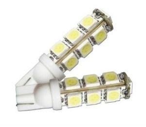 Par Pingo t10 super branco com 13 leds (5050) - (pacote 2 unidades)