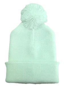 Touca Gorro Masculino Feminino Infantil bebe Personalizado Bordado Branco 7de838935fc