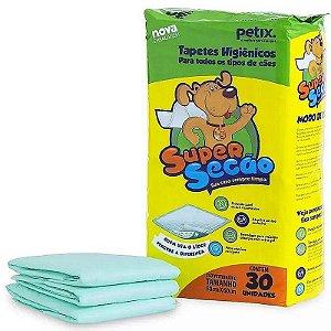 Tapetes Higiênico Super Secao Cachorro Tradicional- Envio 1h