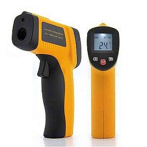 Termômetro Laser A Distância Digital Infravermelho -50º-380