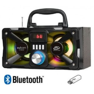 Caixa de Som com Bluetooth - 224BT