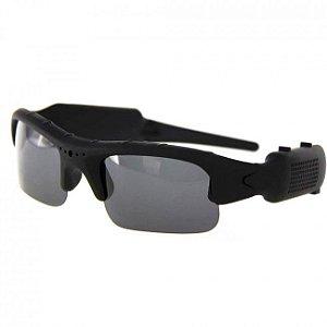 Óculos Sport com Câmera Embutida