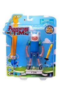 Adventure Time Personagen 10 Cm Jake / Finn (ITEM SORTIDO)
