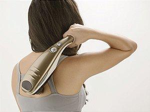 Massageador Hammer Ez Reach Pro + Acessórios - Serene 220v