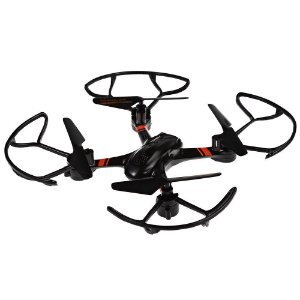 Mini Drone Ufo Com Camera Filma Tira Foto Super-f 33043 + 2g