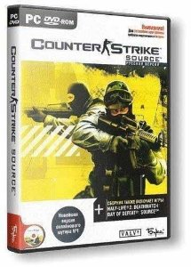 Jogos Counter Strike Source PC CD (Semi-novo) Original