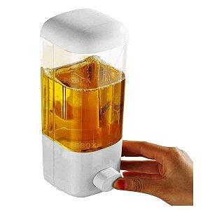 Suporte De Parede Para Álcool Gel E Detergente Dispenser