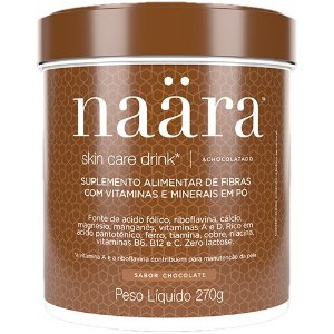 Naara Colágeno - Naära Chocolate Skin Care* Drink