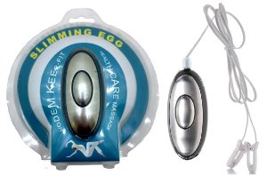 Slimming Egg - Grampos Para Mamilos Com Eletro Choque