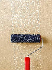Rolo Para Textura Magiefeito  Com Suporte 1110 - Atlas