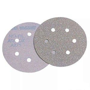 Lixa de Disco com Velcro a275op no-fil - Norton